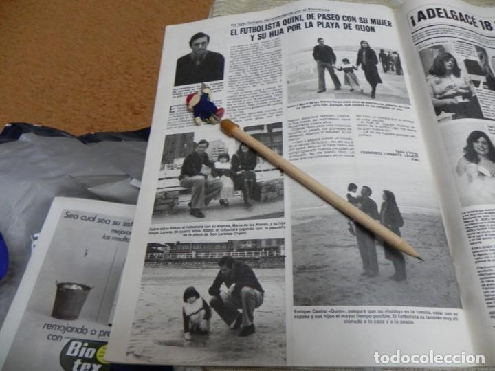 RECORTE REVISTA LECTURAS Nº1472 AÑO 1980 / FUTBOLISTA QUINI (Coleccionismo - Revistas y Periódicos Modernos (a partir de 1.940) - Revista Lecturas)