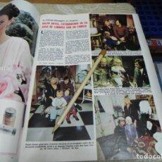 Coleccionismo de Revistas: RECORTE REVISTA LECTURAS Nº1462 AÑO 1980 / RALPH BATES POLDARK. Lote 194735787