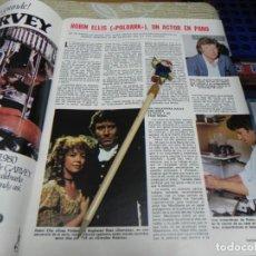 Coleccionismo de Revistas: RECORTE REVISTA LECTURAS Nº1462 AÑO 1980 / ROBIN ELLIS POLDARK. Lote 194735848
