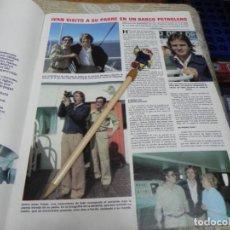 Coleccionismo de Revistas: RECORTE REVISTA LECTURAS Nº1462 AÑO 1980 / IVAN. Lote 194736066
