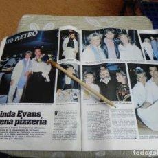 Coleccionismo de Revistas: RECORTE REVISTA LECTURAS Nº1609 AÑO 1983 / LINDA EVANS. Lote 194786575