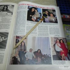 Coleccionismo de Revistas: RECORTE REVISTA LECTURAS Nº1555 AÑO 1982 / NURIA ESPERT. Lote 194899176