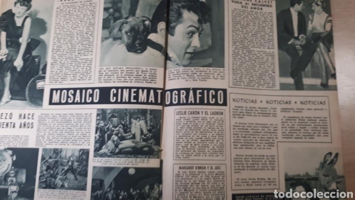Coleccionismo de Revistas: REVISTA LECTURAS JULIO DE 1954 CON REFUERZO DE CINTA EN CANTO VER FOTOS DESGASTE DEL TIEMPO Y MARCAS - Foto 4 - 197591837
