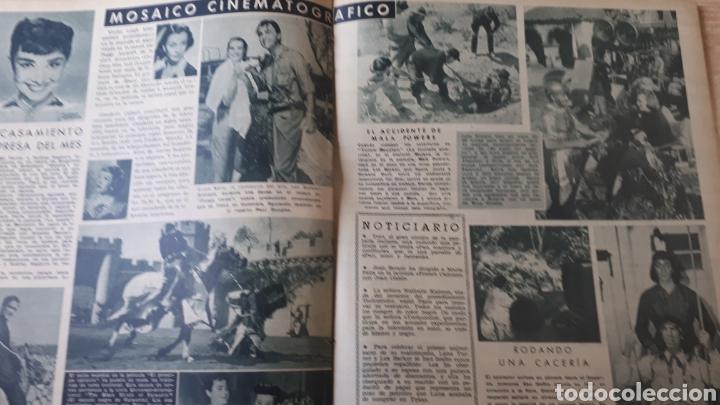 Coleccionismo de Revistas: REVISTA LECTURAS NOVIEMBRE DE 1954 CON CANTO REFORZADO VER FOTO - Foto 3 - 197649878