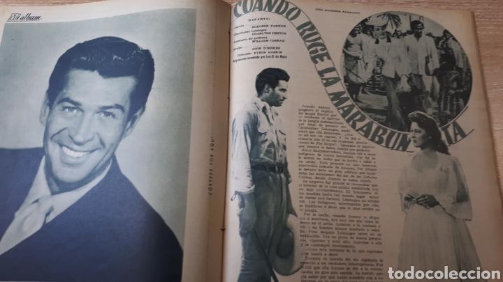 Coleccionismo de Revistas: REVISTA LECTURAS NOVIEMBRE DE 1954 CON CANTO REFORZADO VER FOTO - Foto 4 - 197649878