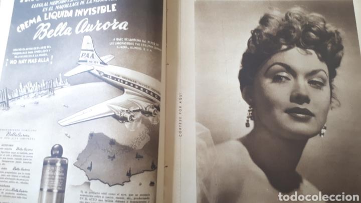 Coleccionismo de Revistas: REVISTA LECTURAS SEPTIEMBRE DE 1954 CANTO REFORZADO - Foto 5 - 197655461