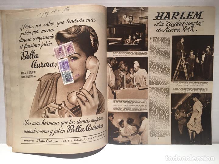Coleccionismo de Revistas: ANTIGUA REVISTA LECTURAS AÑO 1951 - UNICA Y EXCLUSIVA - Foto 3 - 198296021