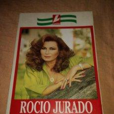 Coleccionismo de Revistas: ROCÍO JURADO EMPERATRIZ DE CHIPIONA LECTURAS. Lote 199720911