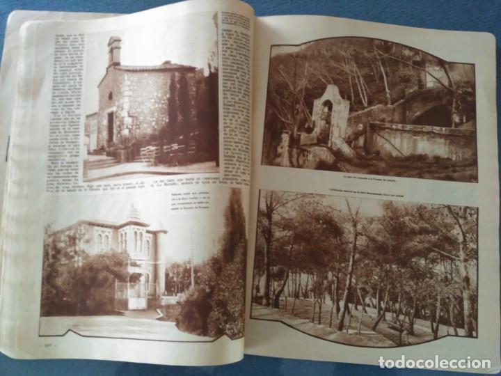 Coleccionismo de Revistas: Revista lecturas, Marzo de 1930, Montjuich - Foto 3 - 201114618