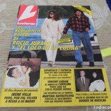 Coleccionismo de Revistas: REVISTA LECTURAS 1991 Nº2071 PATRICK SWAYZE - PREYSLER - JEANNETTE - LA MAJA DE ESPAÑA - SERIE V. Lote 201782191
