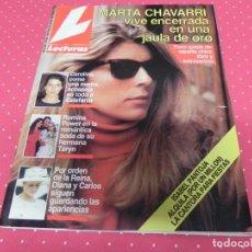Coleccionismo de Revistas: REVISTA LECTURAS 1992 Nº2100 ROMINA POWER - JULIO IGLESIAS - ISABEL PANTOJA - SANCHO GRACIA. Lote 201992055