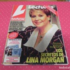 Coleccionismo de Revistas: REVISTA LECTURAS 1985 Nº1759 JULIO IGLESIAS - BRIGITTE BARDOT - STALLONE - GREASE - SERRAT. Lote 201997163