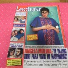 Coleccionismo de Revistas: REVISTA LECTURAS 1980 Nº1467 ANTONIO FLORES - TINA DE LAS GRECAS - EL LUTE - LOS PECOS - MIGUEL BOSE. Lote 202002330