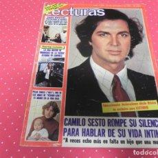 Coleccionismo de Revistas: REVISTA LECTURAS 1981 Nº1545 CAMILO SESTO - VERANO AZUL BEA - ISABEL PANTOJA - ANTONIO EL BAILARIN . Lote 202110127