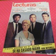 Coleccionismo de Revistas: REVISTA LECTURAS 1969 Nº917 IRONSIDE - JUAN LUIS GALLARDO - SALOME - SERRAT - ANTONIO EL BAILARIN. Lote 202112217