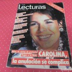 Coleccionismo de Revistas: REVISTA LECTURAS 1984 Nº11673 RAPHAEL - CHARLENE TILTON - EUROVISION - TINA DE LAS GRECAS - . Lote 202114322