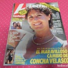 Coleccionismo de Revistas: REVISTA LECTURAS 1988 Nº1897 ROMINA POWER - ISABEL PREYSLER - MERI PUIG - BRUCE SPRINGSTEEN - . Lote 202256305