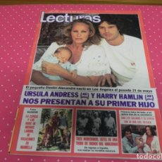 Coleccionismo de Revistas: REVISTA LECTURAS 1980 Nº1473 PIPPI CALZASLARGAS - TRAVOLTA - JULIO IGLESIAS - PEDRO MARIN - RAMONCIN. Lote 202258716