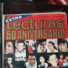 Coleccionismo de Revistas: REVISTA LECTURAS NÚM 1018 .50 ANIVERSARIO .BODAS DE ORO. Lote 203071112