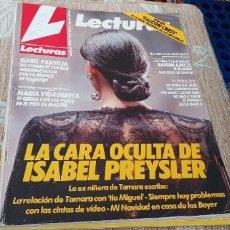 Collectionnisme de Magazines: REVISTA LECTURAS Nº1944 / 1989 PREYSLER / ISABEL PANTOJA / TAMARA FALCO / MARTA SANCHEZ / EL FARY. Lote 203600648