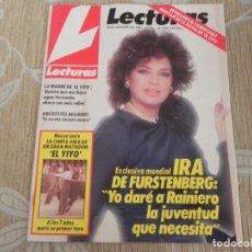 Coleccionismo de Revistas: REVISTA LECTURAS Nº1744 / 1985 / EL YIYO / STALLONE/ MIGUEL CUBERO / SELECCION FUTBOL FEMENINA. Lote 203900046