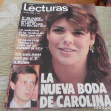 Coleccionismo de Revistas: REVISTA LECTURAS - Nº1665 / 1984 BONEY M´/ FAMA / CRISTINA MARSILLCH / NINA FERRER, ISABELLA ROSSELL. Lote 204005652