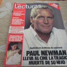 Coleccionismo de Revistas: REVISTA LECTURAS - Nº1644/1983 FLASHDANCE / MIGUEL BOSE / SUPERTRAMP / PAUL NEWMAN / ANA BELEN. Lote 204006642