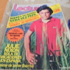 Coleccionismo de Revistas: REVISTA LECTURAS Nº1004 /1971 MARISA MEDINA / JULIE NIXON / PAUL MCCARTNEY / JAVIER ESCRIVA / PIRRI. Lote 204007058