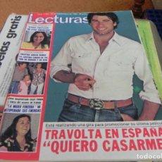 Coleccionismo de Revistas: REVISTA LECTURAS Nº1484 / 1980 PREYSLER / TRAVOLTA / QUINI / ELVIS PRESLEY / MARISOL / PETER GREEN. Lote 204008668