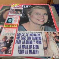 Coleccionismo de Revistas: REVISTA LECTURAS Nº1514 / 1981 MARISOL / NEIL DIAMOND / PAULA MOLINA / LEIG GARRET / TOPE / TEQUILA. Lote 204010882