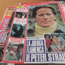 Coleccionismo de Revistas: REVISTA LECTURAS Nº1516 / 1981 LOS ANGELES DE CHARLIE / LEIF GARRETT / PEDRO MARIN / LOS CHUNGUITOS. Lote 204164722