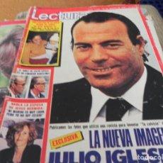 Coleccionismo de Revistas: REVISTA LECTURAS Nº1532 / 1981 JULIO IGLESIAS / MICKY / UN DOS TRES / MARIO MORENO / MASSIEL EUROVIS. Lote 204165290