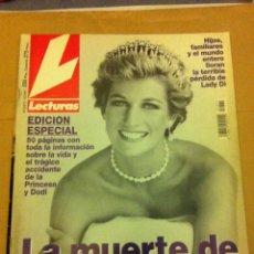 Coleccionismo de Revistas: LECTURAS (1997). Lote 205085982