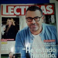 Coleccionismo de Revistas: REVISTA LECTURAS. Lote 205758388