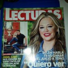 Coleccionismo de Revistas: REVISTA LECTURAS. Lote 205758450