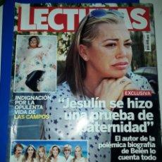 Coleccionismo de Revistas: REVISTA LECTURAS. Lote 205758510
