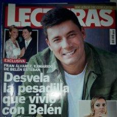 Coleccionismo de Revistas: REVISTA LECTURAS. Lote 205758563
