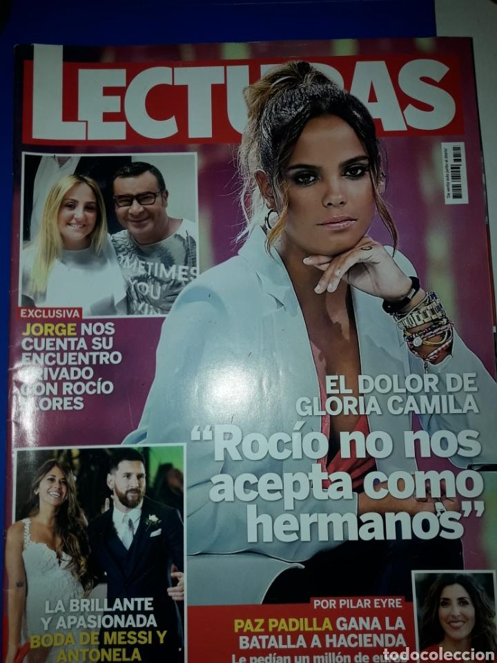 TEVISTA LECTURAS (Coleccionismo - Revistas y Periódicos Modernos (a partir de 1.940) - Revista Lecturas)