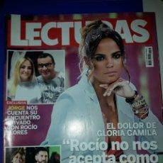 Coleccionismo de Revistas: TEVISTA LECTURAS. Lote 205758582