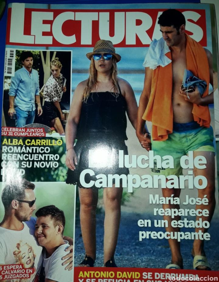 REVISTA LECTURAS (Coleccionismo - Revistas y Periódicos Modernos (a partir de 1.940) - Revista Lecturas)