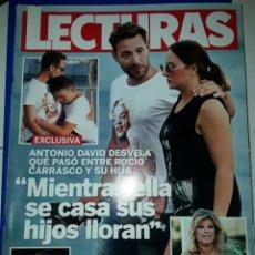 Coleccionismo de Revistas: REVISTA LECTURAS. Lote 205758748