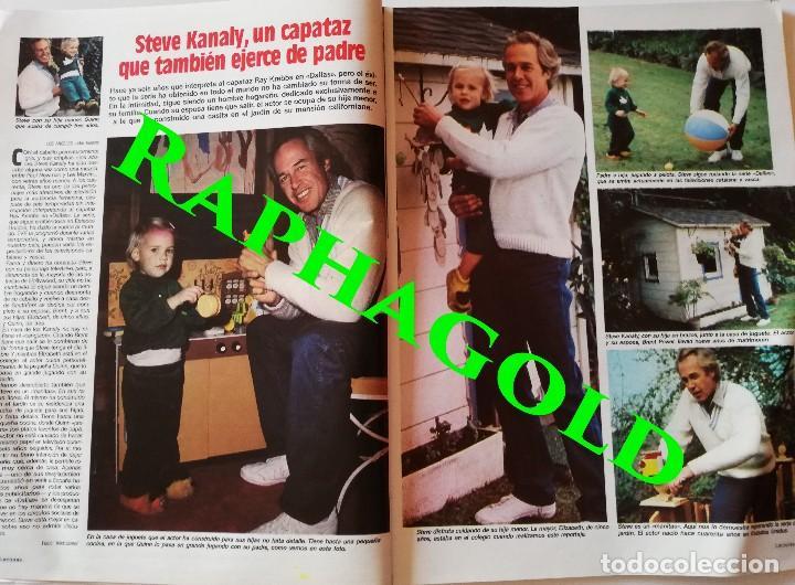 Coleccionismo de Revistas: Revista Lecturas nº 1665 Luis Alfonso Sara Montiel Isabel Pantoja Mayra Gomez Kemp Michael Jackson - Foto 5 - 206206501
