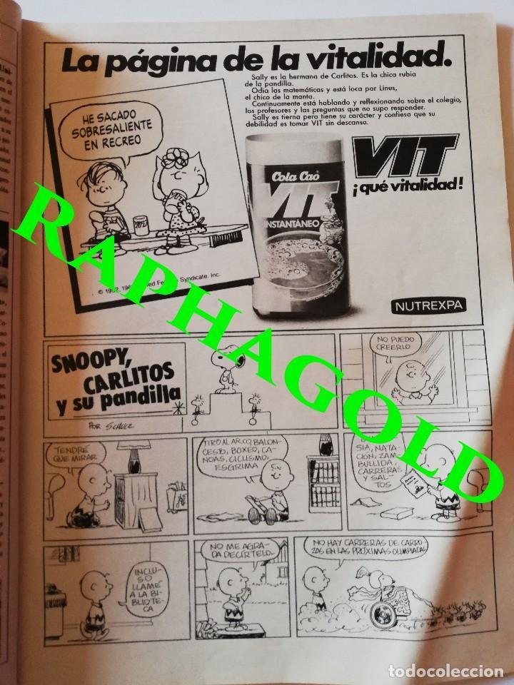 Coleccionismo de Revistas: Revista Lecturas nº 1665 Luis Alfonso Sara Montiel Isabel Pantoja Mayra Gomez Kemp Michael Jackson - Foto 6 - 206206501
