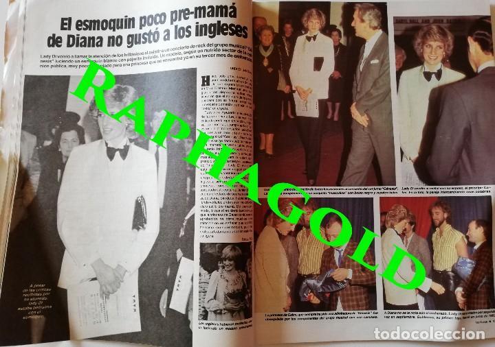 Coleccionismo de Revistas: Revista Lecturas nº 1665 Luis Alfonso Sara Montiel Isabel Pantoja Mayra Gomez Kemp Michael Jackson - Foto 7 - 206206501