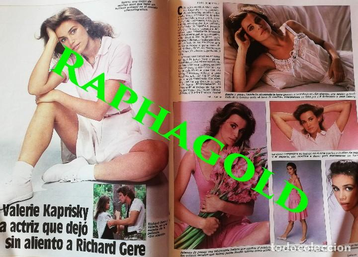 Coleccionismo de Revistas: Revista Lecturas nº 1665 Luis Alfonso Sara Montiel Isabel Pantoja Mayra Gomez Kemp Michael Jackson - Foto 9 - 206206501