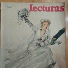 Coleccionismo de Revistas: REVISTA LECTURAS AÑO 1949 Nº302. Lote 206470748