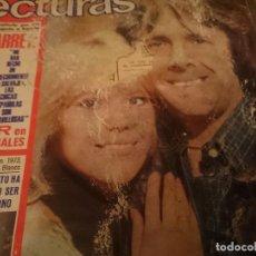 Coleccionismo de Revistas: REVISTA LECTURAS - N 1399 - 9 FEBRERO DE 1979 -PORTADAS EN MAL ESTADO. Lote 207423337