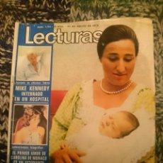 Coleccionismo de Revistas: LECTURAS - 24 AGOSTO 1973 - INMA DE SANTIS. Lote 207427058