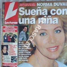 Coleccionismo de Revistas: ANTIGUA REVISTA LECTURAS Nº 2604 - AÑO 2002. Lote 207634756