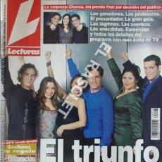 Coleccionismo de Revistas: ANTIGUA REVISTA LECTURAS Nº 2603 - AÑO 2002. Lote 207635252